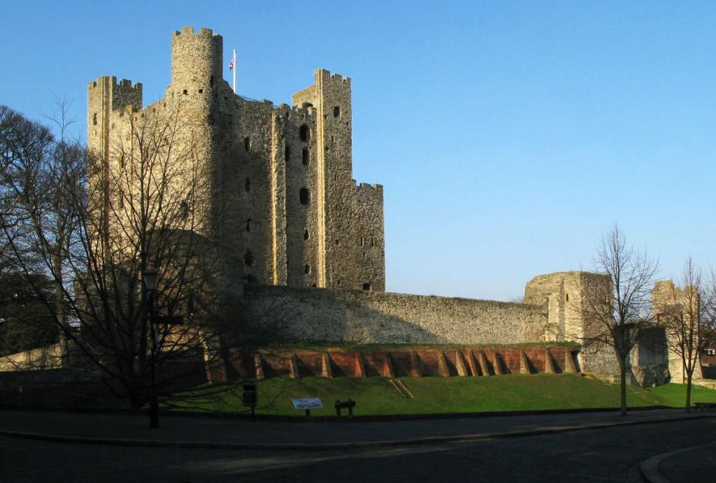 Norman Castles John Goodall